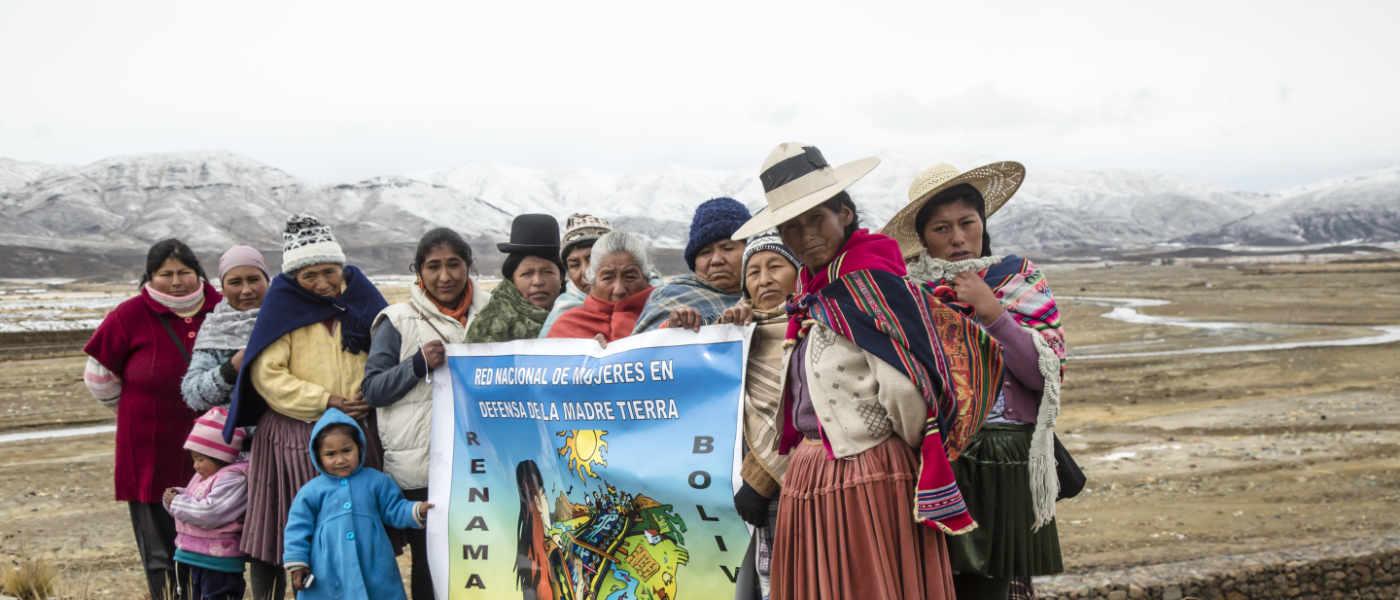 Bolivia Mama Cash