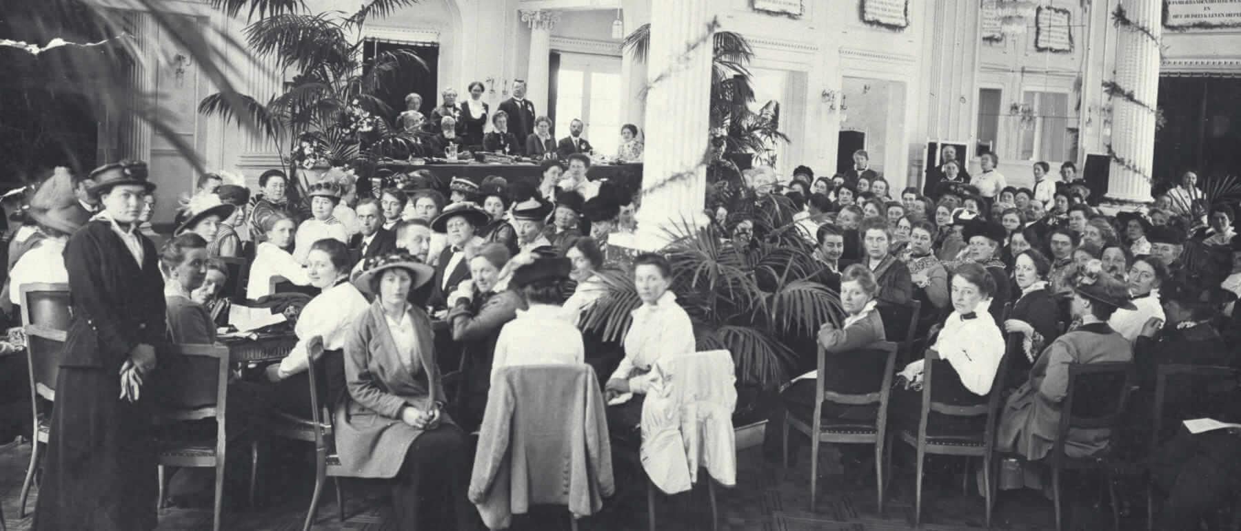onbekend © Collectie IAV-Atria, kennisinstituut voor emancipatie en vrouwengeschiedenis